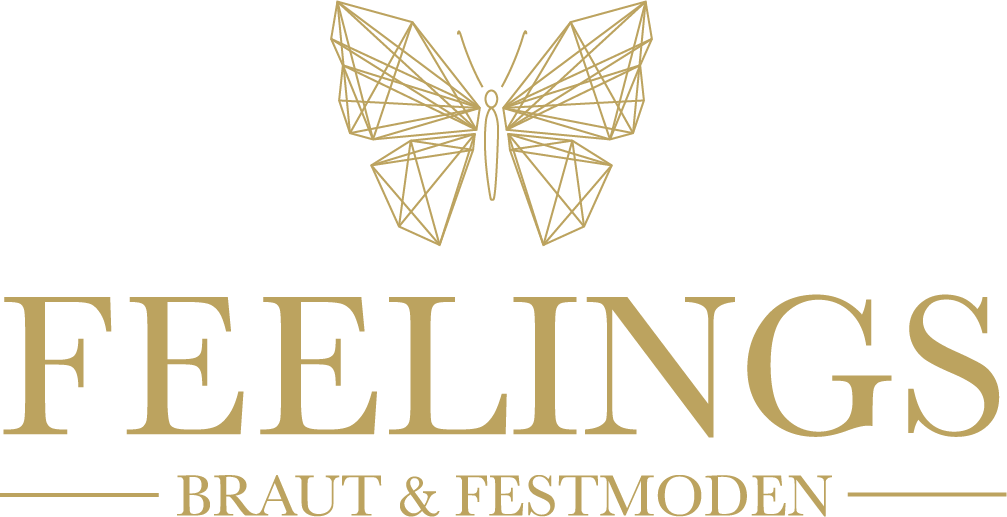 Logo - Feelings Braut & Festmoden