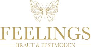 Feelings Braut & Festmoden Logo